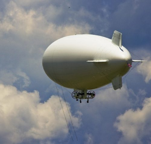 blimp lighter than air ultralight
